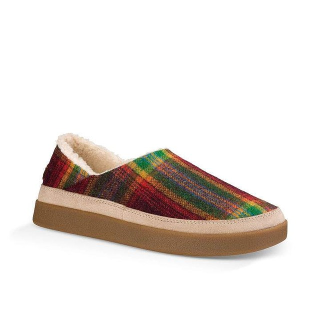 Sanuk Little Bootah Vintage Rainbow