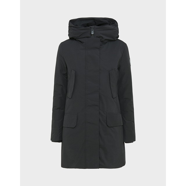Save The Duck Copy Winter Hooded Parka Black