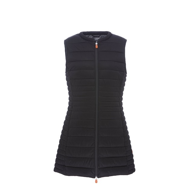 Save The Duck Angy Stretch Sleeveless Black