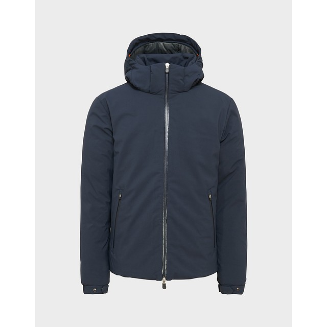 Save The Duck Smeg Hooded Navy Blue