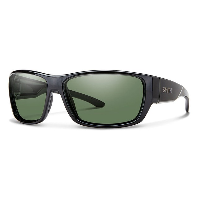 Smith Forge Black/ Polarized Grey Green