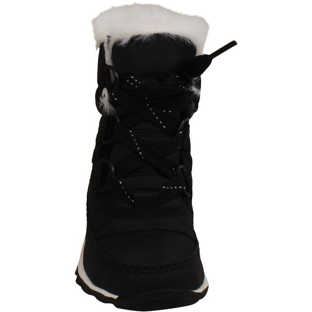 Sorel Whitney Short Lace Black / Sea Salt