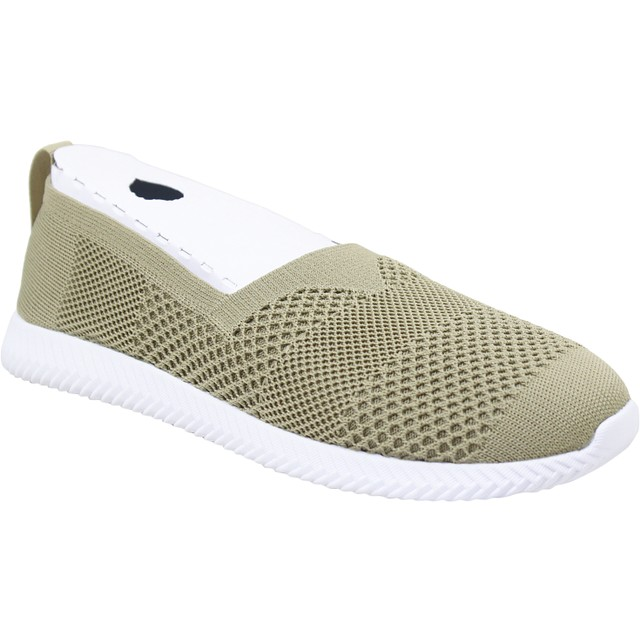 People Footwear Spannos Geo Green/ Yeti White