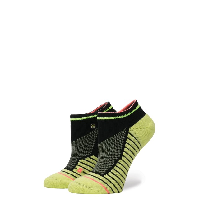 Stance Flortex Low Neon Lime