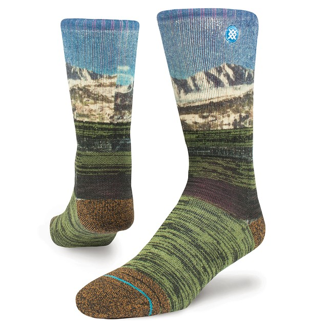 Stance Little Lakes Outdoor Olive