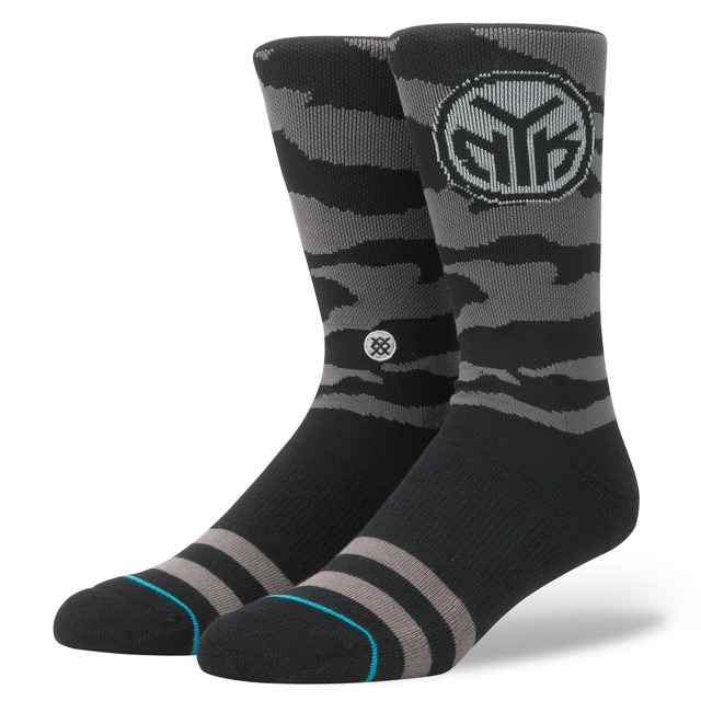 Stance Nightfall Knicks Black