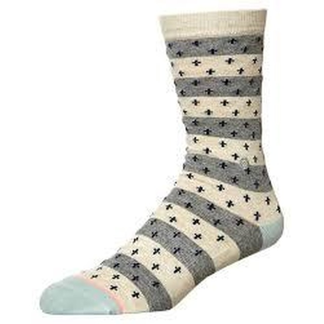 Stance Rudy Women Oatmeal Heather
