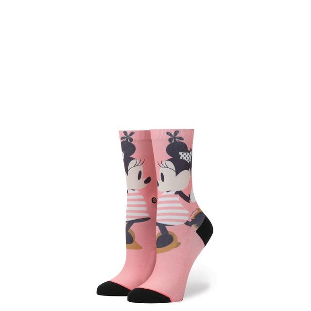 Stance Sassy Minnie Girls Pink