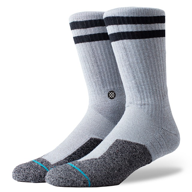 Stance Southbank Grey Heather