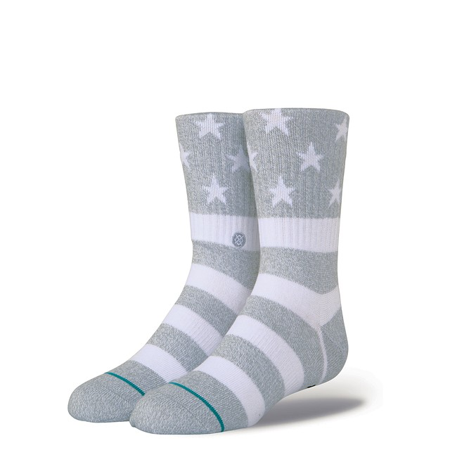 Stance The Fourth Boys Grey
