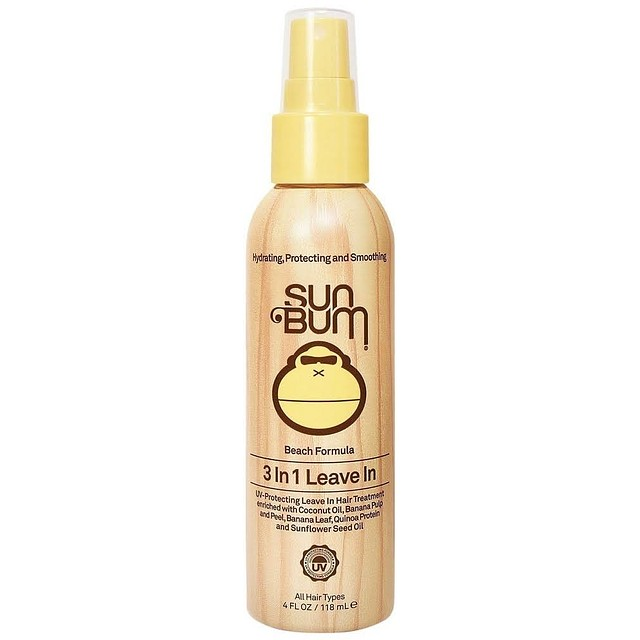 Sun Bum 3 in 1 Leave In Conditioner