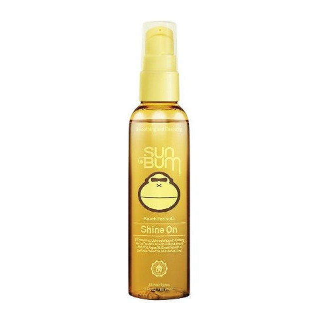 Sun Bum Beach Formula Shine On Oil Treatment Tropical Blend
