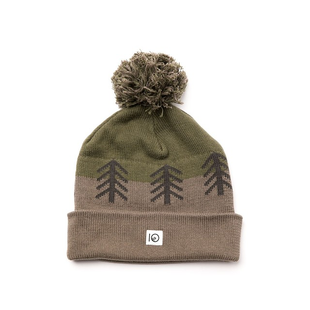 Tentree Softwood Olive Night