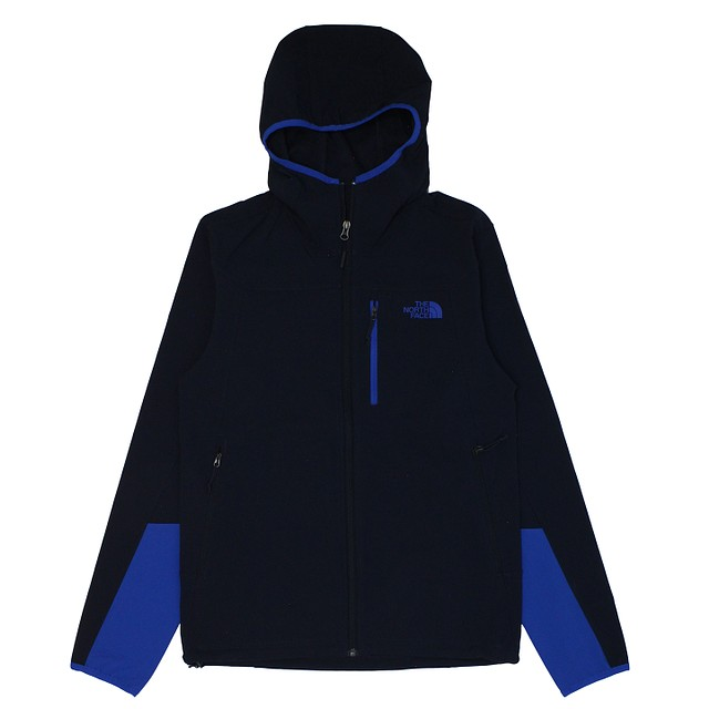 The North Face APX Nimble Hoodie Urban Navy / Turkish Sea