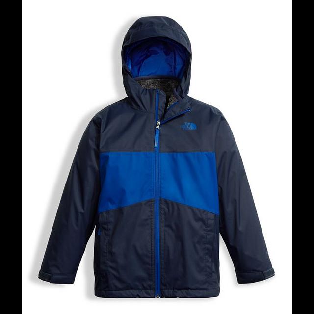 The North Face B Chimborazo TriClimate Bright Cobalt Blue