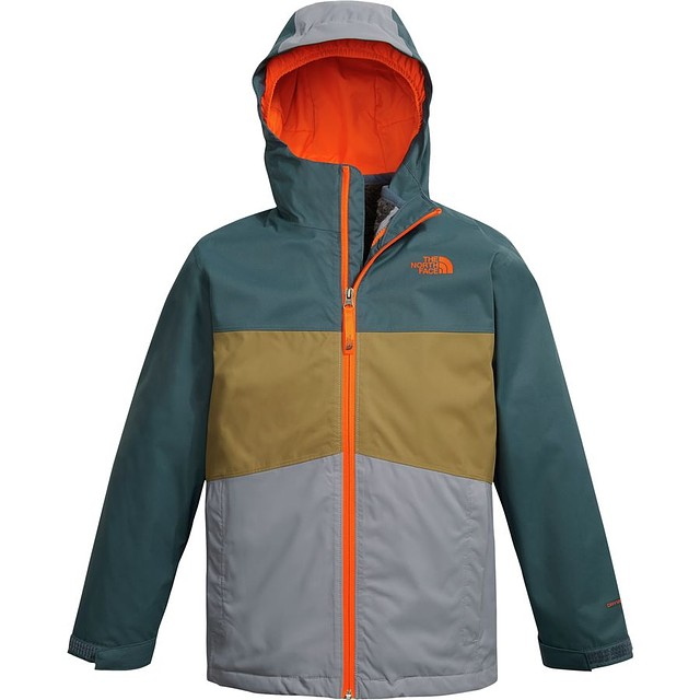 The North Face B Chimborazo TriClimate Mid Grey
