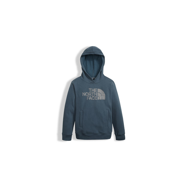 The North Face B Logowear Pullover Conquer Blue