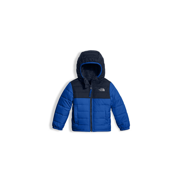 The North Face B Reversible Mount Chimborazo Hoodie Bright Cobalt Blue