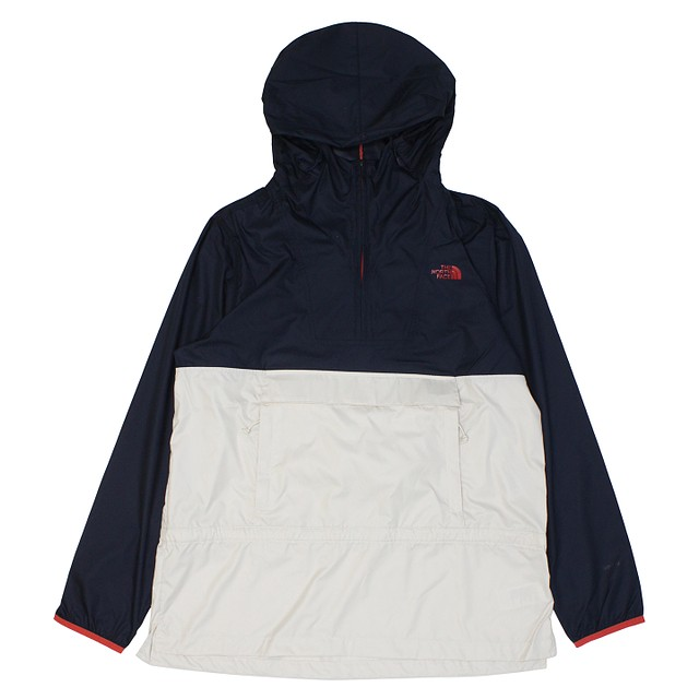 The North Face Fanorak Vintage White / Urban Navy