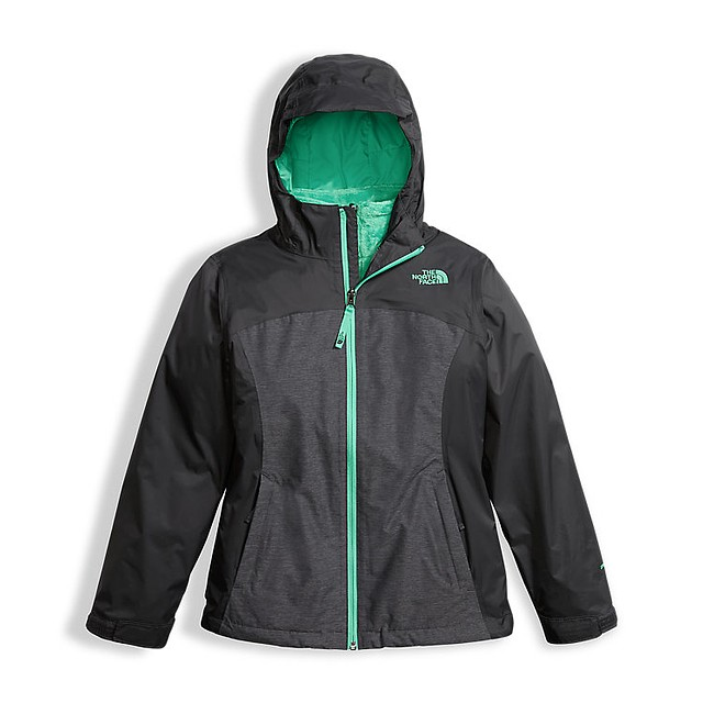 The North Face G Osolita TriClimate Graphite Grey