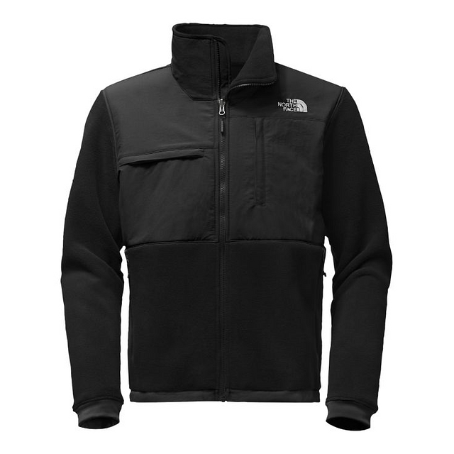The North Face M Denali 2 Recycled TNF Black
