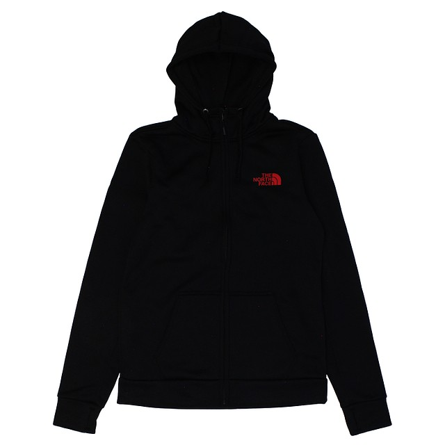 The North Face Surgent LFC Full Zip Hoodie TNF Black / TNF Red