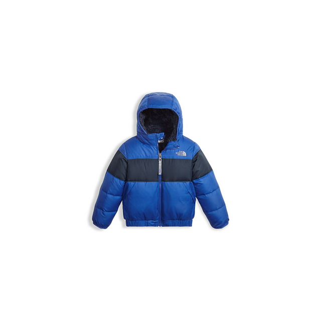 The North Face Toddler Moondoggy 2 Down Hoody Bright Cobalt Blue