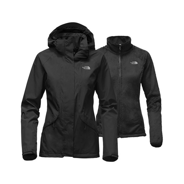 The North Face W Boundary TriClimate TNF Black