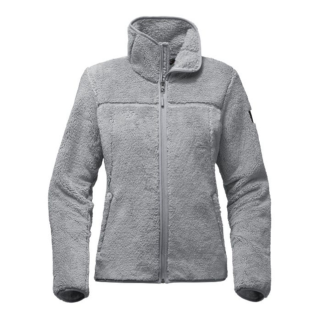 The North Face W Campshire FZ Mid Grey