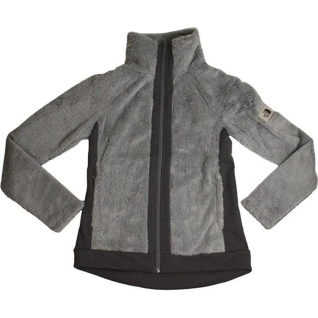 The North Face W Furry Fleece FZ High Rise Grey