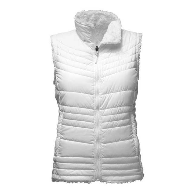 The North Face W Mossbud Swirl TNF White