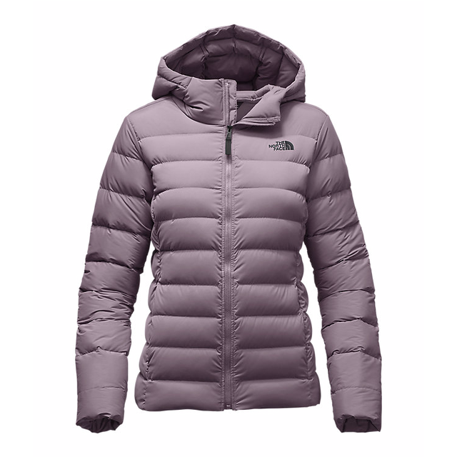 The North Face W Stretch Down Rabbit Grey
