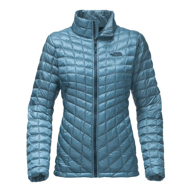 The North Face W Thermoball Full Zip Provincial Blue