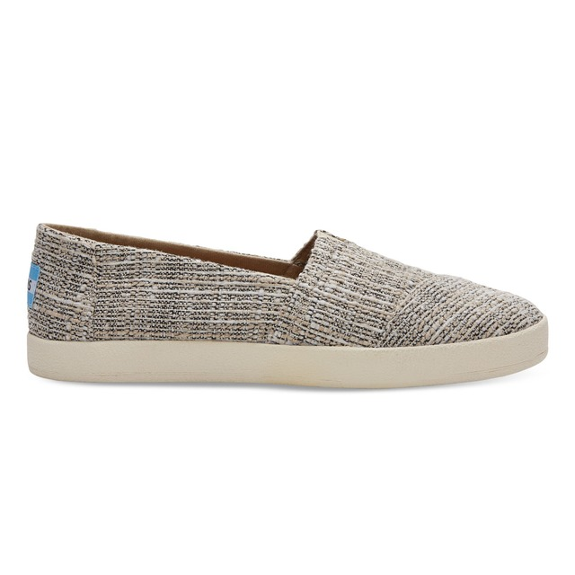 Toms Shoes Avalon Tan Tweed