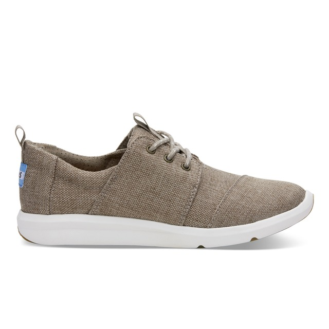 Toms Shoes Del Rey Desert Taupe Poly