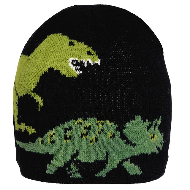 Turtle Fur Jurassic Black