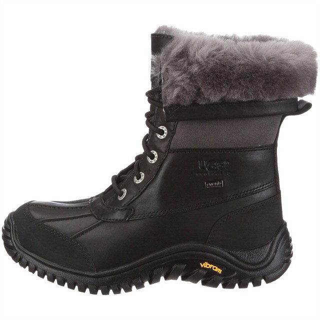 Ugg Adirondack II Black/Grey