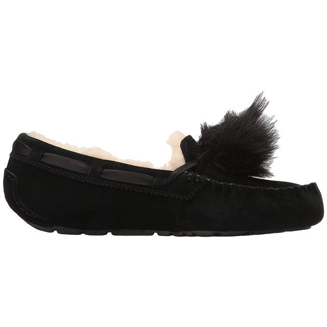 Ugg Dakota Pom Pom Black
