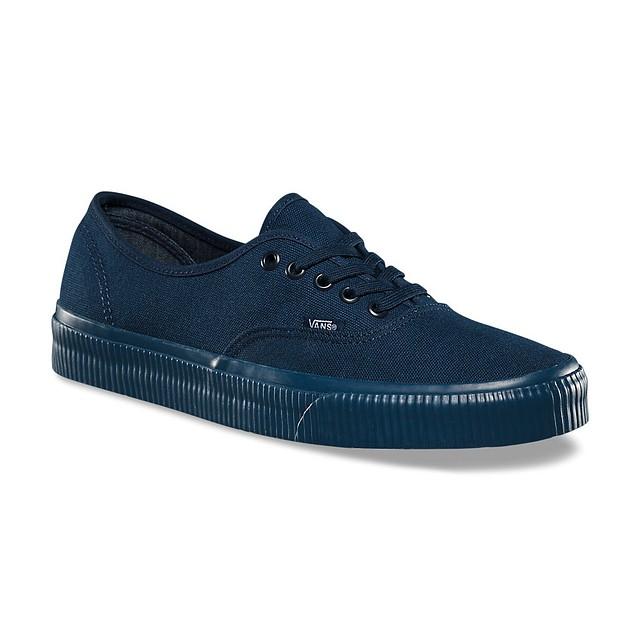Vans Authentic (Mono Surplus) Dress Blues