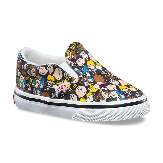 Vans Classic Slip-On The Gang