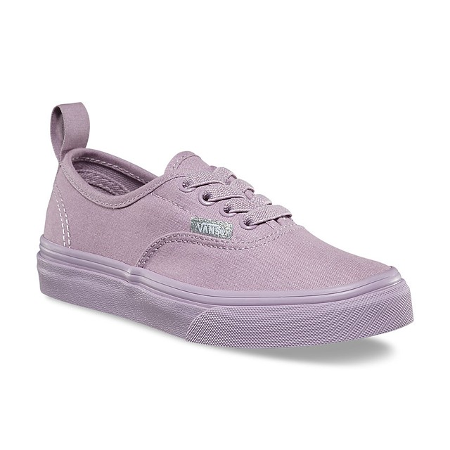 Vans G Authentic Elastic (Mono) Sea Fog