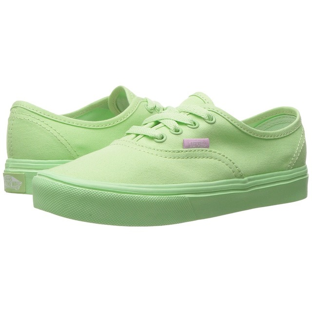 Vans K Authentic Lite (Mono) Patina Green