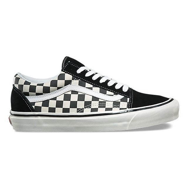 Vans Old Skool 36 DX (Anaheim Factory) Black/ Checkerboard