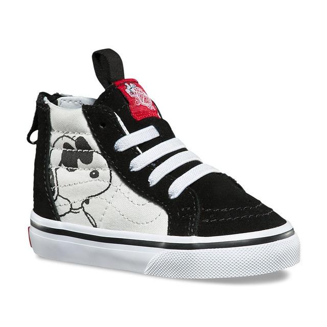 Vans Sk8-Hi Zip Sneakers Joe Cool/ Black