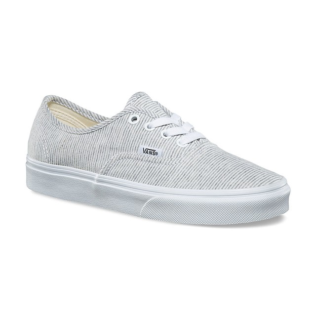 Vans W Jersey Authentic Gray / True White
