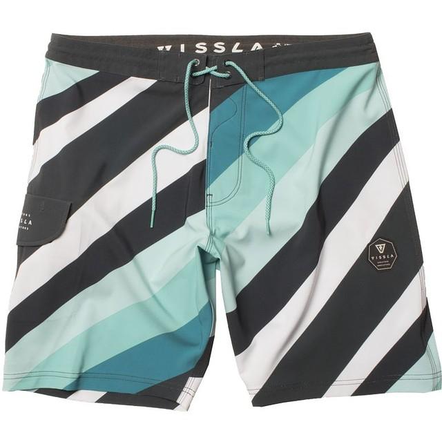 Vissla Beach Rays Jade