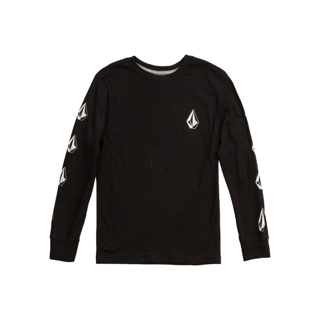Volcom Deadly Stones Long Sleeve Black