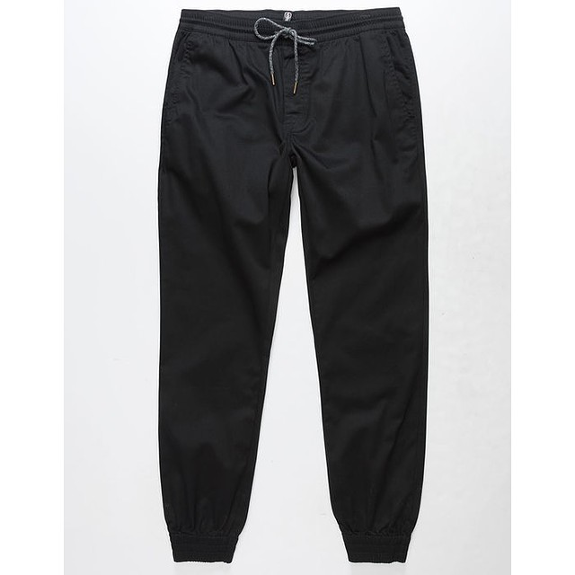 Volcom Frickin Modern Tapered Black