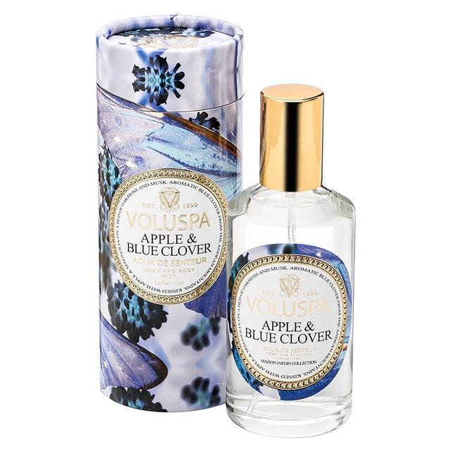 Voluspa Aqua De Senteur Apple Blue Clover