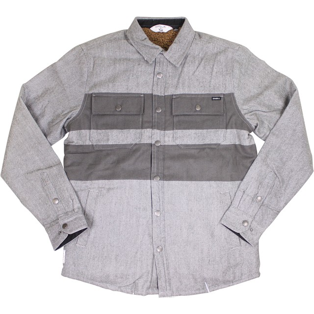 O'Neill Willy Woolrich Lined Grey
